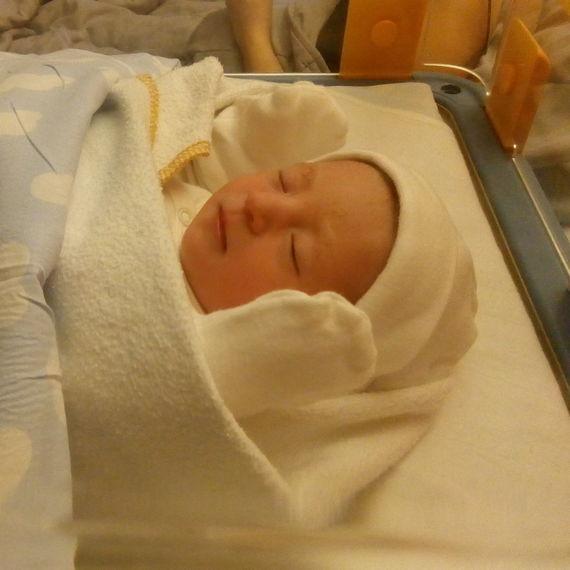 Geboorte Lily
